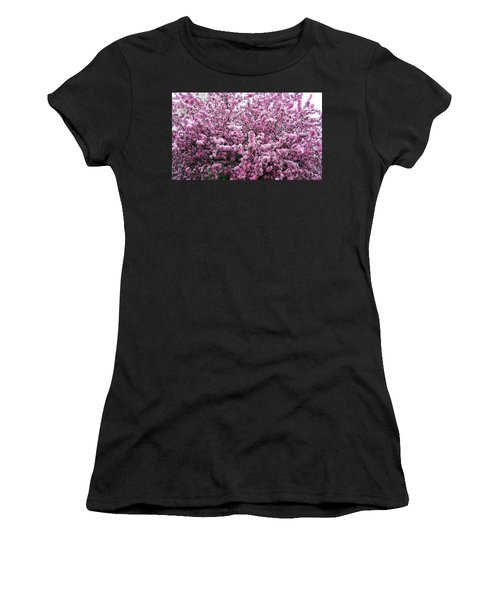 Crab Apple Tree Women's T-Shirt