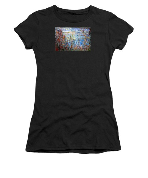 Crater Lake - 1997 Women's T-Shirt (Athletic Fit)