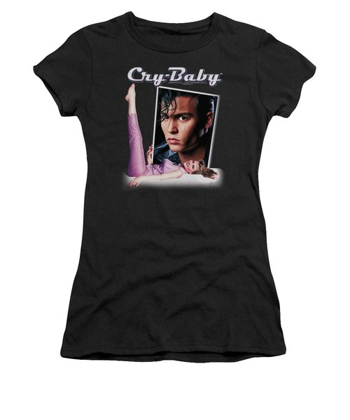 Cry Baby - Title Women's T-Shirt