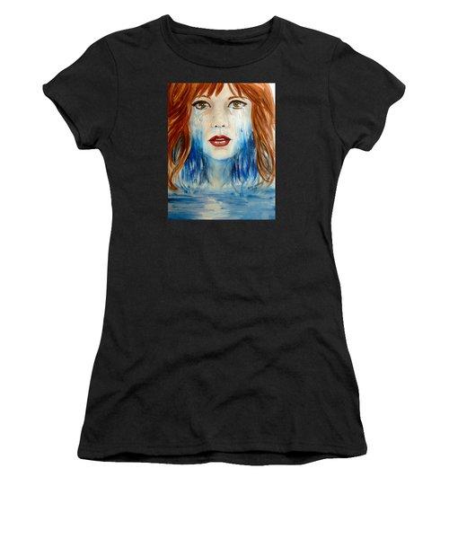 Crying A River Women's T-Shirt