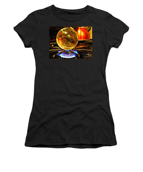Crystal Ball Project 5 Women's T-Shirt