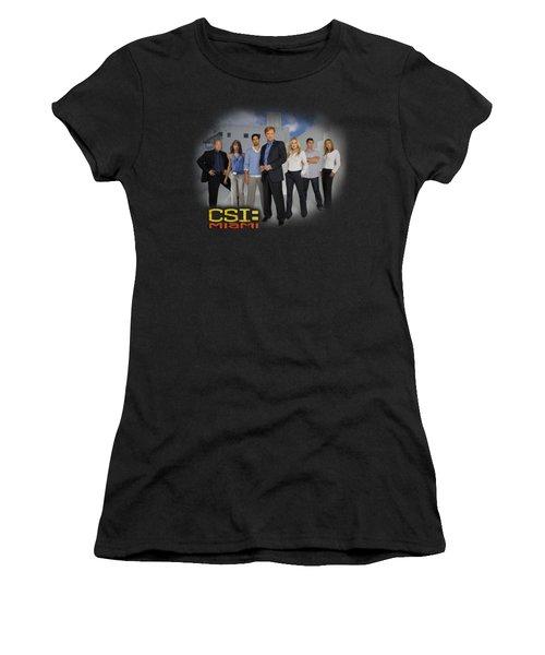 Csi - Miami Cast Women's T-Shirt