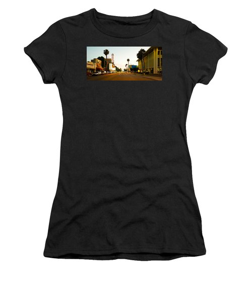 Culver City, Los Angeles County Women's T-Shirt
