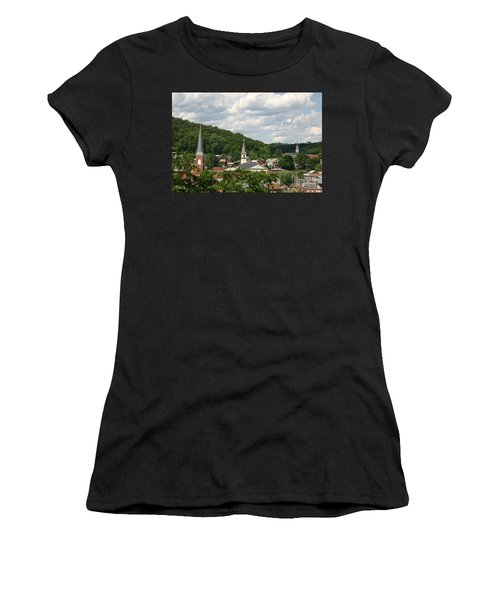 Cumberland Steeples Women's T-Shirt (Athletic Fit)