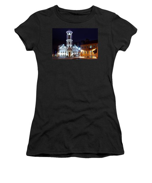 Curitiba - Centro Historico Women's T-Shirt (Athletic Fit)