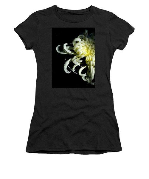 Curling Mum Women's T-Shirt (Athletic Fit)