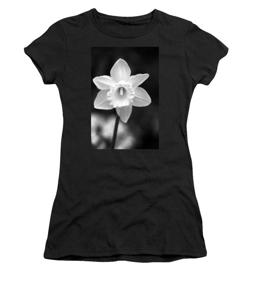 Daffodils - Infrared 10 Women's T-Shirt (Athletic Fit)