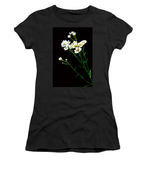Daisy Flower Bouquet  Women's T-Shirt (Athletic Fit)