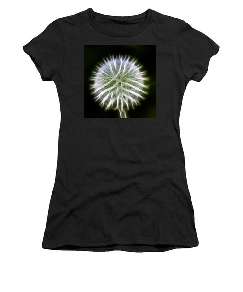 Dandelion Abstract Women's T-Shirt