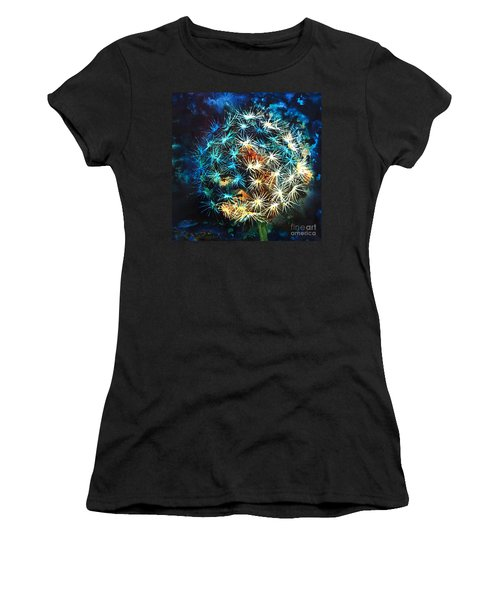 Dandy Puff Women's T-Shirt (Athletic Fit)