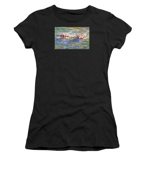 Da152 Sticking Together By Daniel Adams Women's T-Shirt