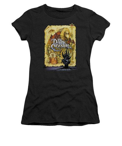 Dark Crystal - Poster Women's T-Shirt