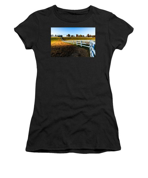 Dawn In Kentucky Women's T-Shirt