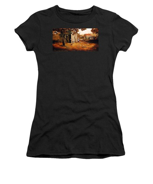 Days Of Discovery Women's T-Shirt (Junior Cut) by Duane R Probus