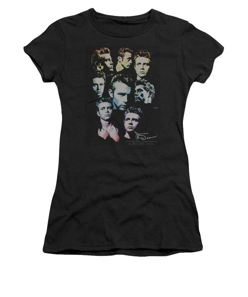 Dean - The Sweater Series Women's T-Shirt (Junior Cut) by Brand A
