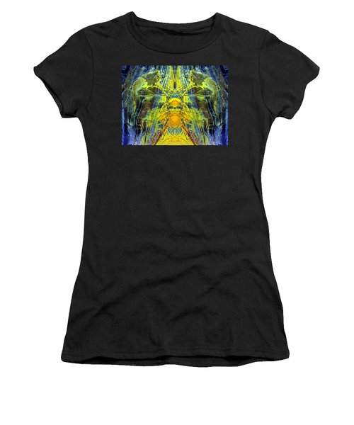 Decalcomaniac Intersection 1 Women's T-Shirt (Athletic Fit)