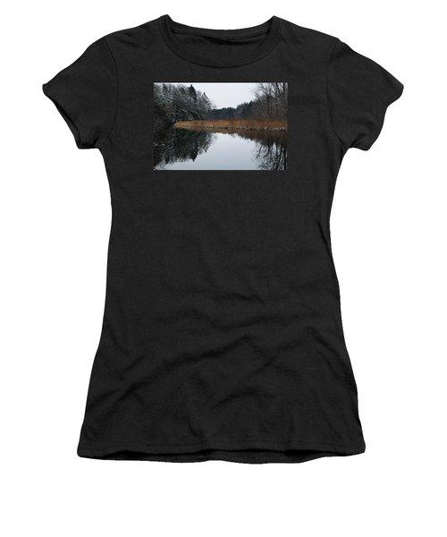 December Landscape Women's T-Shirt