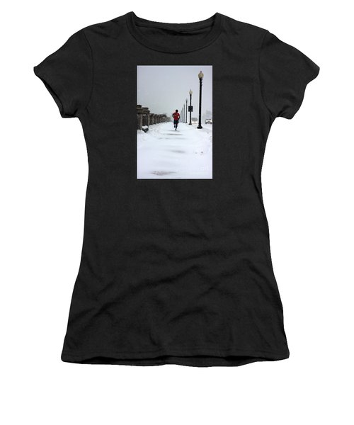 Dedication Women's T-Shirt (Athletic Fit)