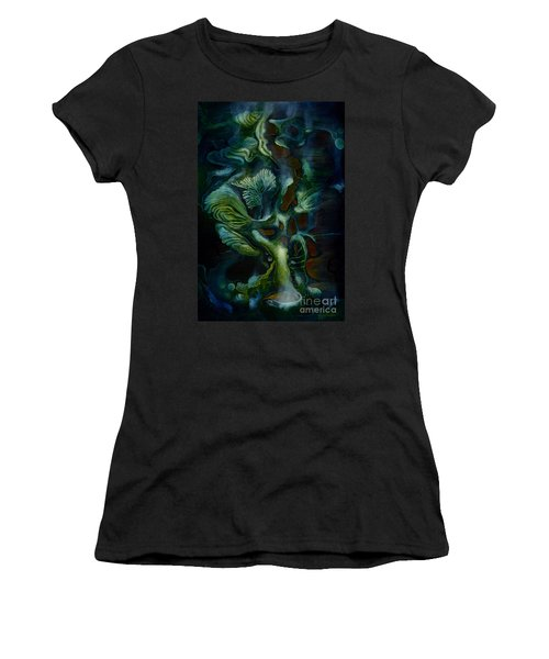 Deep Sea Within Women's T-Shirt (Athletic Fit)
