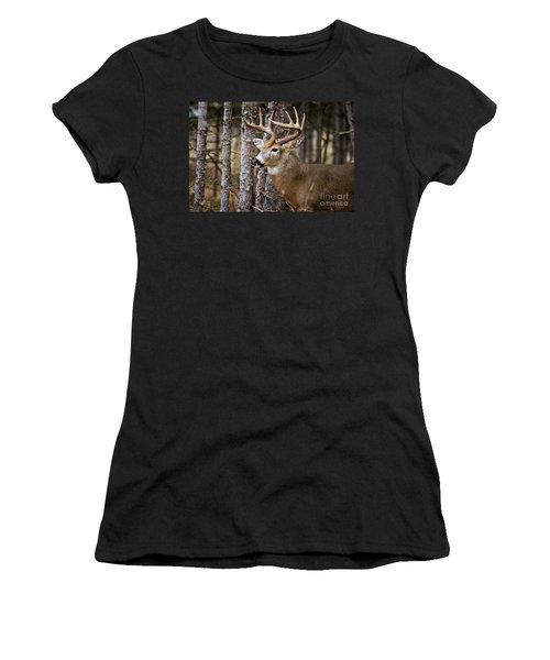 Deer Buck Women's T-Shirt