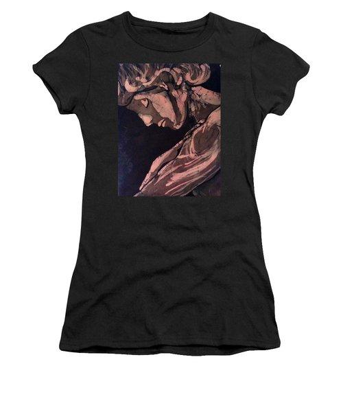 Demure  Women's T-Shirt (Athletic Fit)