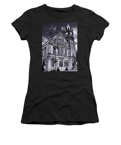 Derry Guildhall Women's T-Shirt (Junior Cut) by Nina Ficur Feenan