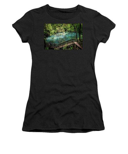 Devil's Millhopper Women's T-Shirt
