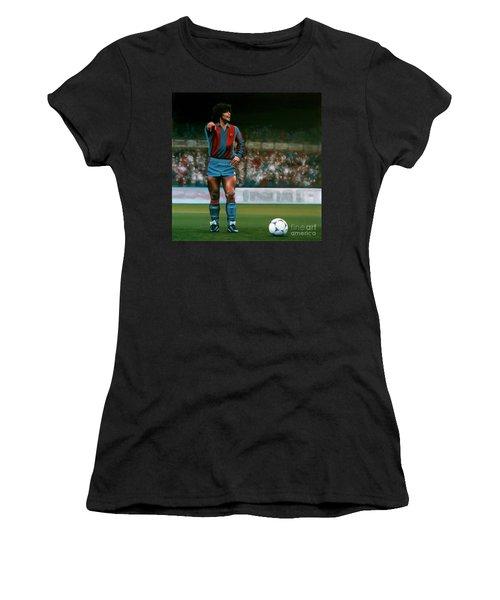 Diego Maradona Women's T-Shirt