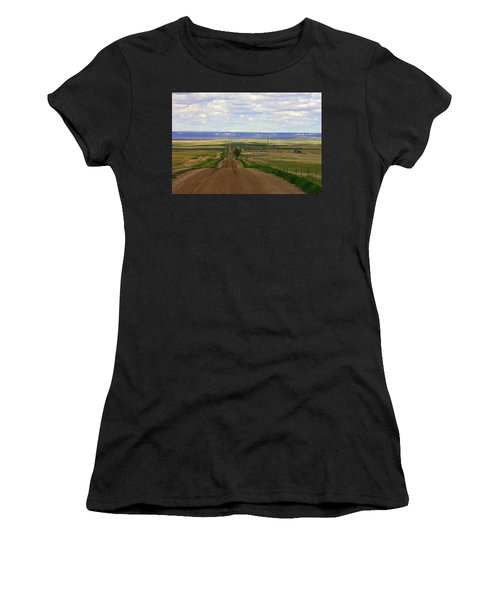 Dirt Road To Forever Women's T-Shirt