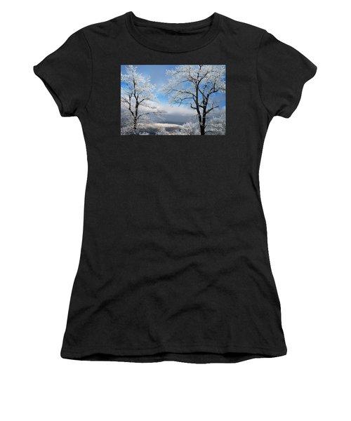 Distant Storms Women's T-Shirt