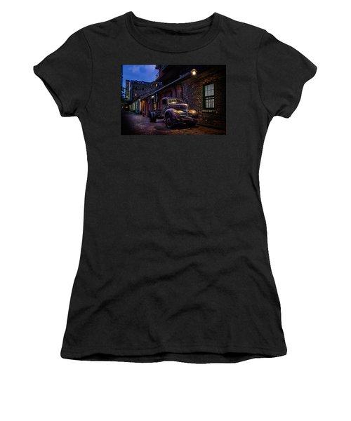 Distillery District Toronto Women's T-Shirt