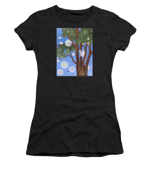 Divine Possibilities Women's T-Shirt (Athletic Fit)