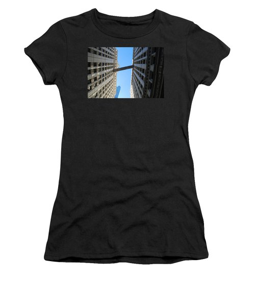 Women's T-Shirt (Junior Cut) featuring the photograph Dizzy by Richard Bryce and Family