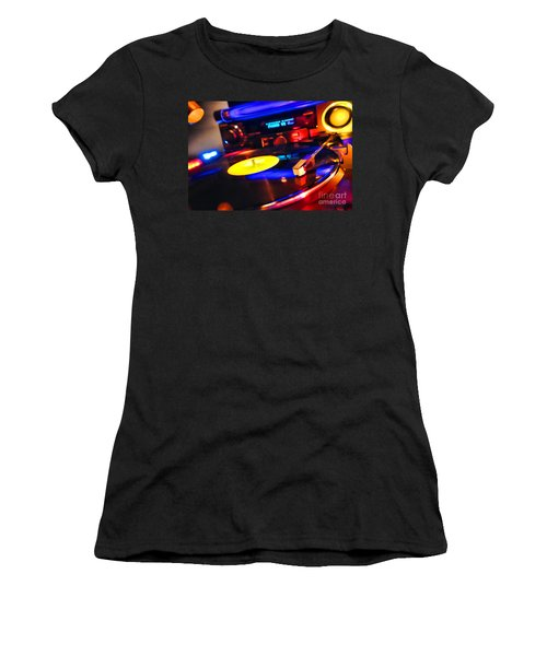 Dj 's Delight Women's T-Shirt