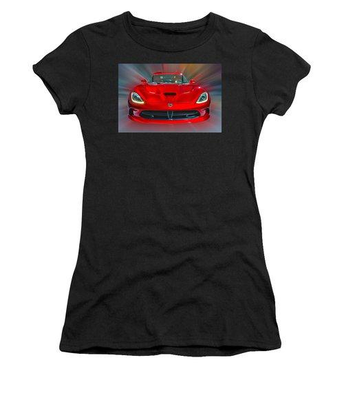 Dodge Viper Srt  2013 Women's T-Shirt