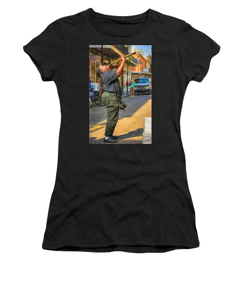 Doreen Ketchens - Paint Women's T-Shirt