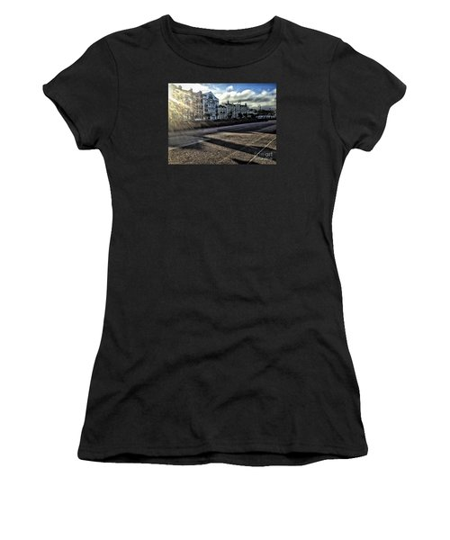 Douglas Sunset Women's T-Shirt (Athletic Fit)