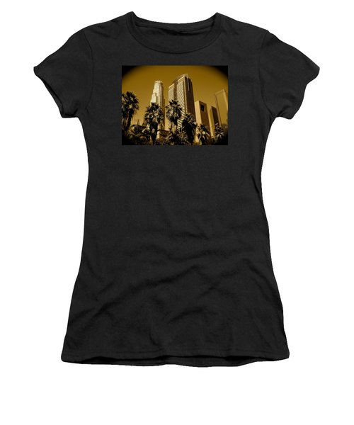 Downtown Los Angeles Women's T-Shirt