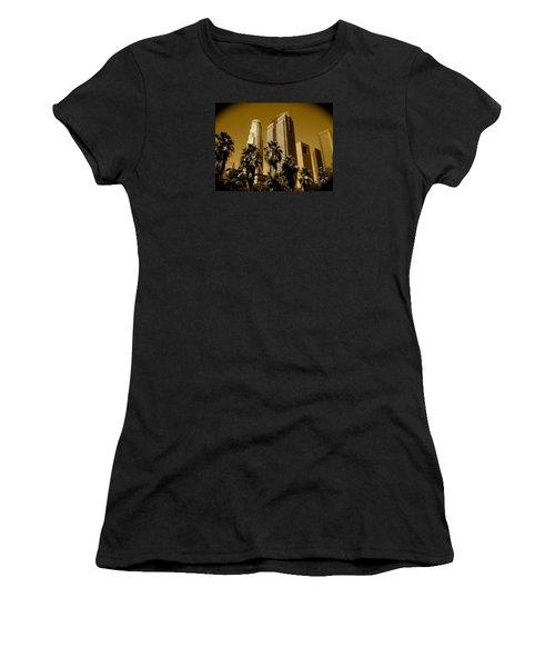 Downtown Los Angeles Women's T-Shirt