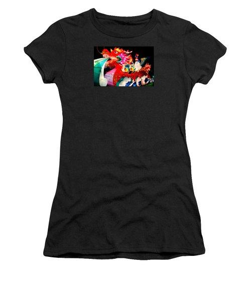 Dragon Float Women's T-Shirt