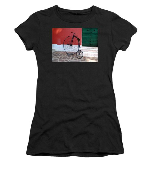 Draisina Women's T-Shirt (Athletic Fit)