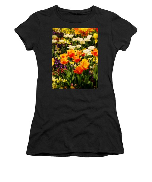 Dreaming In Color Women's T-Shirt (Athletic Fit)