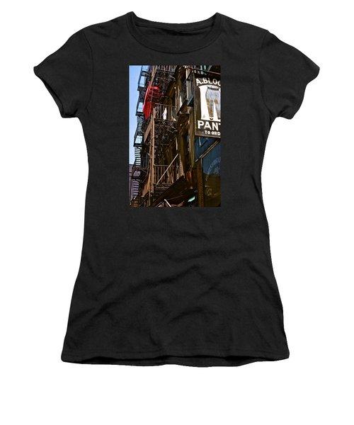 Dreams Ahead Women's T-Shirt (Junior Cut) by Ira Shander