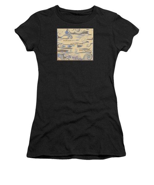 Driftwood Haiga Women's T-Shirt