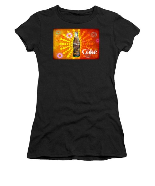 Drink Ice Cold Coke 4 Women's T-Shirt