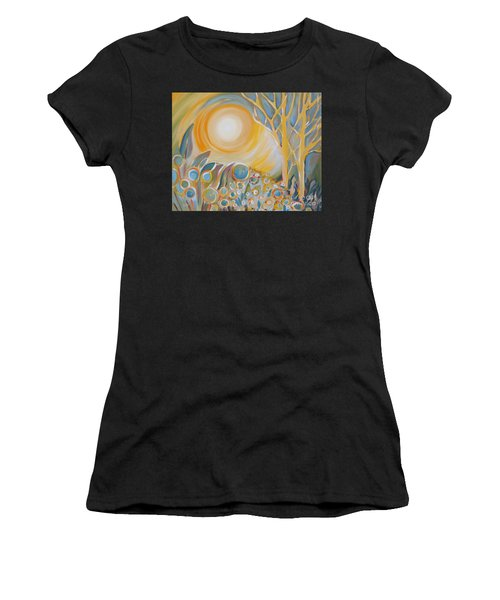Duality Women's T-Shirt (Athletic Fit)