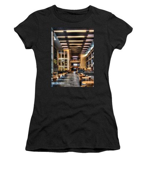 Duffield Hall Cornell University Women's T-Shirt