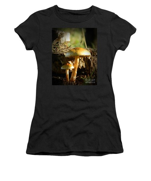 Duo Women's T-Shirt (Junior Cut) by Chalet Roome-Rigdon