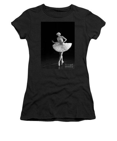 Dying Swan 3. Women's T-Shirt