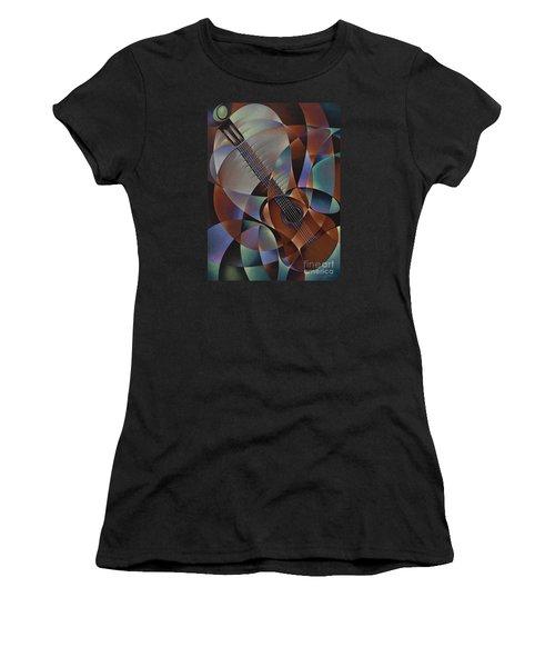 Dynamic Guitar Women's T-Shirt